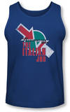 Tank Top: Italian Job - Self Preservation Society T-shirts