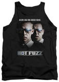 Tank Top: Hot Fuzz - Big Cops Tank Top