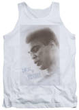 Tank Top: Muhammad Ali - Sweat Of Victory Tank Top