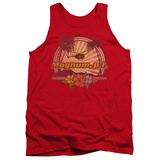 Tank Top: Magnum P.I. - Hawaiian Sunset Tank Top
