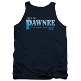 Tank Top: Parks & Recreation - Pawnee Tank Top