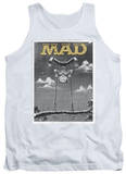 Tank Top: Mad Magazine - Swinger Tank Top