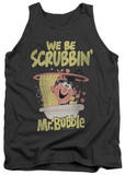 Tank Top: Mr Bubble - Scrubbin Tank Top