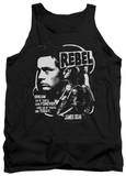 Tank Top: James Dean - Rebel Cover Tank Top
