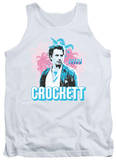 Tank Top: Miami Vice - Crockett Tank Top