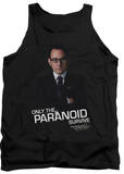 Tank Top: Person Of Interest - Paranoid Tank Top