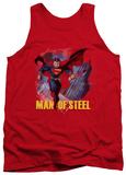 Tank Top: Man Of Steel - Fly By Tank Top