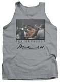 Tank Top: Muhammad Ali - Vintage Photo T-shirts
