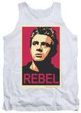 Tank Top: James Dean - Rebel Campaign Tank Top