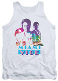 Tank Top: Miami Vice - Crockett And Tubbs Tank Top