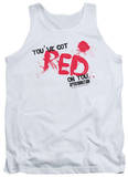Tank Top: Shaun Of The Dead - Red On You Tank Top