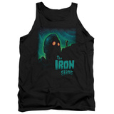Tank Top: Iron Giant - Look To The Stars T-shirts