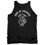 Tank Top: Sons Of Anarchy - SOA Reaper Shirt