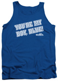 Tank Top: Old School - My Boy Blue Tank Top