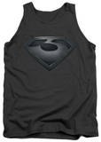 Tank Top: Man Of Steel - Zod Shield Tank Top