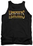 Tank Top: Hercules - Chrome Logo T-shirts
