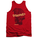 Tank Top: Labyrinth - Ludo Friend Tank Top