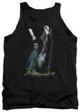 Tank Top: Muhammad Ali - Raised Fists Tank Top