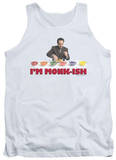 Tank Top: Monk - I'm Monk Ish T-shirts