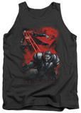 Tank Top: Man Of Steel - Fire Fight Tank Top