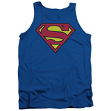 Tank Top: Superman - Classic Logo Tank Top