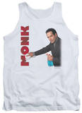 Tank Top: Monk - Clean Up T-shirts
