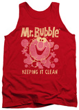 Tank Top: Mr Bubble - Keeping It Clean Tank Top