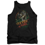 Tank Top: Jurassic Park - Clever Girl T-shirts