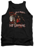 Tank Top: NCIS - Thanks For Listening Tank Top