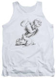 Tank Top: Popeye - Here Comes Trouble T-shirts