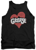 Tank Top: Grease - Heart Tank Top