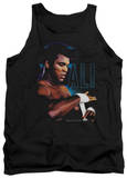 Tank Top: Muhammad Ali - Taping Up Tank Top