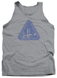 Tank Top: Star Trek - Distressed Logo Tank Top