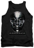 Tank Top: Mirrormask - Mask Tank Top