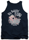 Tank Top: Mr Bubble - Big Bubblin Fun Tank Top