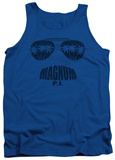 Tank Top: Magnum P.I. - Face It Tank Top