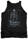 Tank Top: The Hobbit: An Unexpected Journey - Thorin Stare T-Shirt