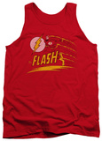 Tank Top: The Flash - Like Lightning T-Shirt
