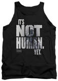 Tank Top: The Thing - Not Human Yet T-Shirt
