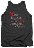 Tank Top: The Hobbit: The Desolation of Smaug - Never Laugh Tank Top