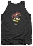 Tank Top: The Flash - Desaturated Flash Tank Top