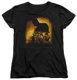Womens: Batman Begins - Bats Shirt