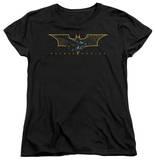 Womens: Batman Begins - Coming Through T-shirts