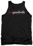 Tank Top: The Good Wife - Logo Tank Top