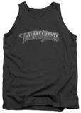 Tank Top: The Three Stooges - Metallic Logo Tank Top