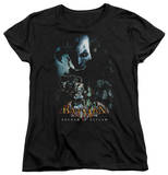 Womens: Batman Arkham Asylum - Five Against One T-Shirt
