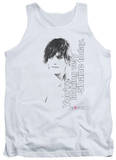 Tank Top: The L Word - Looking Shane Today T-Shirt