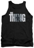 Tank Top: The Thing - Logo T-shirts