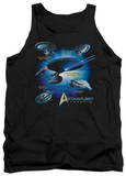 Tank Top: Star Trek - Starfleet Vessels Tank Top