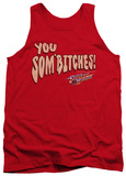 Tank Top: Smokey And The Bandit - Sombitch Tank Top